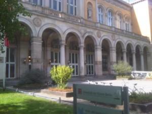 Das Berlin Carreer College an der Universität der Künste Berlin