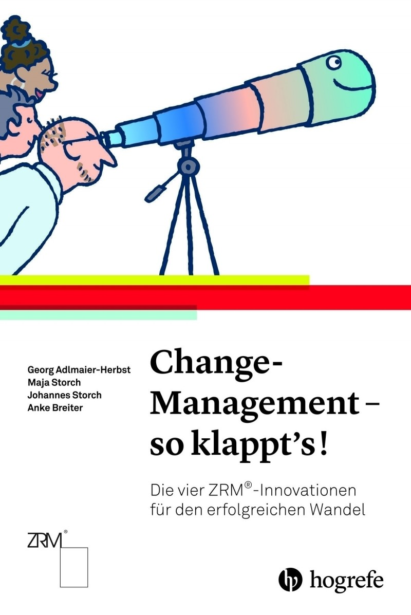 Change Management - so klappt's